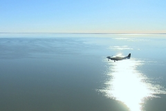 Plane3 over Lake Eyre